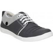 Emosis Canvas_Shoe Canvas Shoes For Men(Grey)