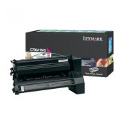 LEXMARK Cartridge for C780, C782 series, Magenta - 6000pages (C780A1MG)