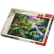Puzzle Dinozauri, 260 piese