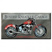 """""""Sign - Busted Knuckle Motorbike"""""""