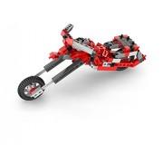 Engino Pico Motorbikes 16 Models, Multi Color