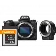 Nikon Фотокамера Z 7 + переходник FTZ