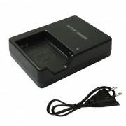Cargador de bateria EL14 + cable cargador EU para camaras DSLR nikon - negro