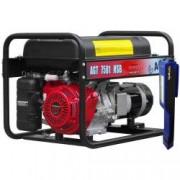 Generator curent AGT 7501 HSB R26 6.4 kVA motor 13 CP monofazat Industrial + Cadou Lanterna LED magnetica AgroPro