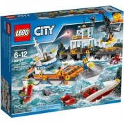 Lego city quartier generale della guardia costiera
