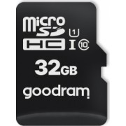 Card de memorie Goodram HC UHS-I class10 Micro-SD 32 GB Negru