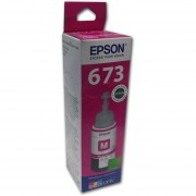 Botella Tinta Epson 673 Magenta T673320 C13t67332a Original