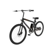 Bicicleta electrica Airwheel R8 Black, Viteza max. 20km/h, Putere motor 200W, Baterie LG 162.8Wh/36V