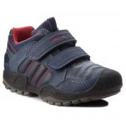 Geox Chaussures basses GEOX - J N.Savage B. A J841VA 054CE C0735 S Navy/Red