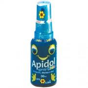 Apidol Spray Kids Própolis, Menta e Mel 30ml