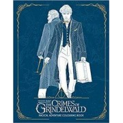 HarperCollins Fantastic Beasts: The Crimes of Grindelwald - Magical Adventure Colouring Book