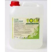 Clor Parfumat 10 L