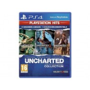 Sony Juego PS4 Uncharted: The Nathan Drake Collection Hits