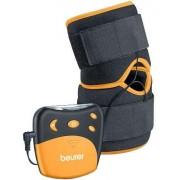 Manseta pentru genunchi si coate Beurer EM29, 2 electrozi, Timer (Negru)