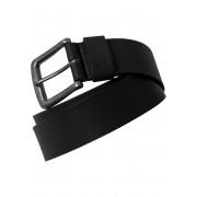 Gürtel URBAN CLASSICS - Leather lmitation - TB1288-black