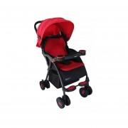 Carriola De Bebe Infanti Rony Reclinable Plegable Rojo