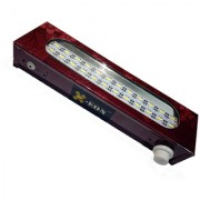 X-EON 24SMD 12 Watt Long Lasting Bright Rechargeable Emergency Light With Wall Hanging Marron (May Be Color Vary)