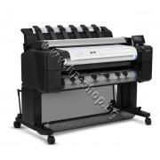 Плотер HP DesignJet T2530ps mfp, p/n L2Y26A - Широкоформатен принтер, скенер и копир HP