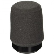Shure A2WS-GRA Gray Locking Foam Windscreen for 545 Series SM57