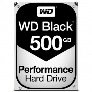 Western Digital Black 500GB Serial ATA III internal hard drive
