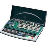 VOLTCRAFTCT-7Profi számítógép kábelteszter, kábelvizsgáló készülék Alkalmas 9-, 15-, 25 pólusú SUB-D