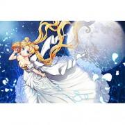 CHENGXI Madera Luna Hare Rompecabezas 300/500/1000/1500 Piezas de Sailor Moon Anime Rompecabezas for Adultos de Chicas Juegos de descompresión R/612 ( Size : 500 Pieces )