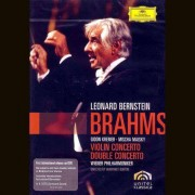 Leonard Bernstein - Brahms: Violin Concerto & Double Concerto (0044007343333) (1 DVD)