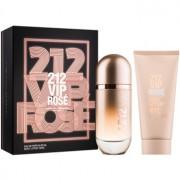 Carolina Herrera 212 VIP Rosé coffret V. Eau de Parfum 80 ml + leite corporal 100 ml