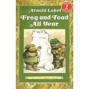 Frog and Toad All Year, Paperback
