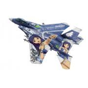 F-15E Strike Eagle `The Idolmaster Kisaragi Chihaya` (Plastic model)