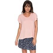 Roxy Tricou pentru femei All About Sun ERJKT03355-MHB0 Rose Tan M