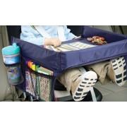 Cestovný stolík pre dieťa, vodeotolný