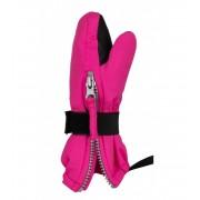 KILPI Dívčí lyžařské rukavice BAMBIE-JG HJ0053KIPNK Růžová 5