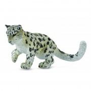Figurina Pui Leopard de Zapada jucandu-se M Collecta, 7.5 x 3.5 cm
