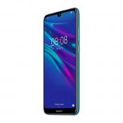 """Smartphone, Huawei Y6, DualSIM, 6.09"""", Arm Quad (2.0G), 2GB RAM, 32GB Storage, Android 9.0, Blue (6901443279401)"""