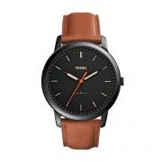 Часовник FOSSIL - The Minimalist 3H FS5305 Brown/Black