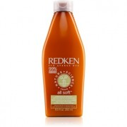 Redken Nature+Science All Soft condicionador hidratante para cabelo seco a danificado sem slicone 250 ml