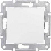 SEDNA Kétpólusu kapcsoló 10 A IP20 Fehér SDN0200121 - Schneider Electric