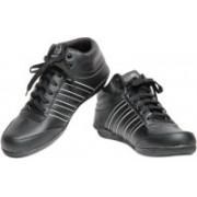 Pede Milan Montytion 850-Black Casual Shoes(Black)