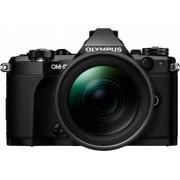 Aparat Foto Mirrorless Olympus E-M5 Mark II black + EZ-M1240 PRO black