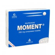 > Moment 6 Compresse Rivestite 200 mg