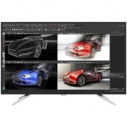 "Monitor LED AH-IPS Philips 43"", Wide, UHD 4K, 4xUSB ,2xHDMI, DisplayPort, Speakers, BDM4350UC, Negru"