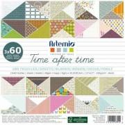Artemio Papier ozdobny 30,5x30,5 cm - Time After Time