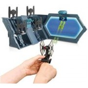 Jucarie Hot Wheels Star Wars TIE Fighter Blast-Out Battle Play Set