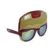 Avengers Gafas de sol con máscara amarillo