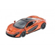 McLaren P1, Orange - Kinsmart 5393D - 1/36 Scale Diecast Model Toy Car