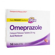 OMEPRAZOLE 20mg (Delayed Release) 14 Tablets