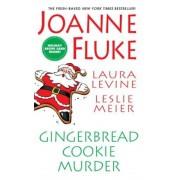 Gingerbread Cookie Murder, Paperback