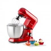 Bella Pico Mini Robot de Cozinha 550/800 W 6 Níveis 4 Litros Vermelho
