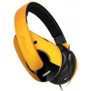 OBlanc Shell NC3-2 2.1 Channel Headphones+In-line Microphone with call control and tangle-free cord   NC3-2-GY-TW